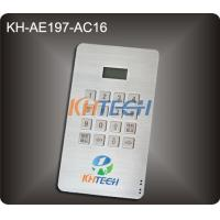 Wholesale Vandal proof metal panel mount keypad from china suppliers