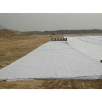 Wholesale White Road Construction Non Woven Geotextile Reinforcement 200GSM from china suppliers