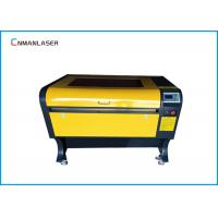 Wholesale 9060 80W 100W Laser Engraving Cutting Machine Stepping motor Imported Linear Guide from china suppliers
