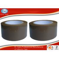 Wholesale BOPP Brown Packing Tape / Adhesive Colored Packaging Tape Low Noise from china suppliers