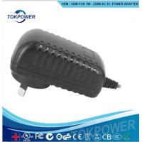 Wholesale 12 Volt Universal Power Charger 2A AC Adapter Switching Power Supply Black from china suppliers