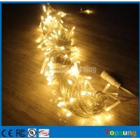 Wholesale Hot sale 127v warm white connectable fairy string lights 10m Christmas decoration from china suppliers