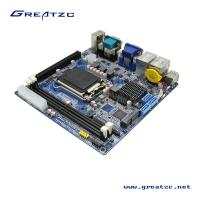 Quality With 6 COM LGA1151 Mini ITX Motherboard H81 Chipset , 6th Generation CPU Core i7 i5 i3 for sale