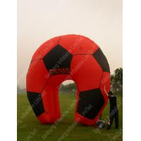 Wholesale Football Logo Cartoon Inflatable Model For Outdoor Advertising  Decorate from china suppliers