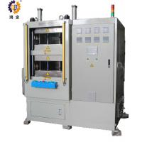 Wholesale High Reliable Hydraulic Heat Press Molding Machine With Two Work Stations 80T from china suppliers