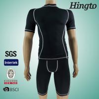 Wholesale High Performance Fabric Compression Wear wicking With Dry-Fit from china suppliers