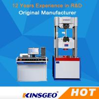 Wholesale 100T Imported Load Cell Universal Tensile Testing Machine with Computer Control from china suppliers