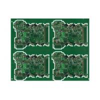 Wholesale ENIG Green Soldermask Multilayer PCB FR4 Custom Circuit Board For Transformer from china suppliers