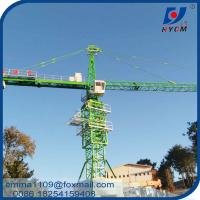 Wholesale 10tons TC6515 Building Construction Tower Kren Fixing Angle Foundation Crane from china suppliers