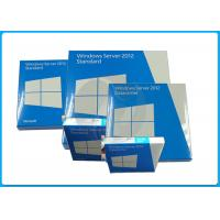 Wholesale Microsoft Windows Server 2012 Standard/sever2012 datacenter 64-Bit 2cpu/2vm OEM License from china suppliers