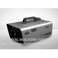 Quality Wired / Wireless Remote Control 900 Watt Stage Fog Machine For Small Club / Theater for sale