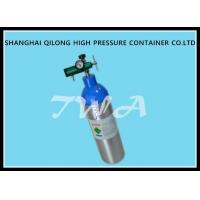 Wholesale EU Certificate Alloy 6061 3L Portable Scuba Diving Oxygen Tank / Small Scuba Tank from china suppliers