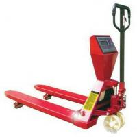 Wholesale Durable and Easy to use Folding Hand Pallet Truck for Sale for Warehouse use from china suppliers