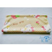 """Wholesale Microfiber Heat Transfer Printing Flower Clean Microfiber Cloth , 3pcs x 12"""" x 24"""" from china suppliers"""