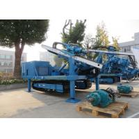 Wholesale Hydraulic Impact / Top Drive Anchor Drilling Rig Krupp And Eurodrill MDL-C150 from china suppliers