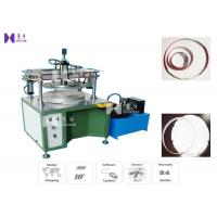Wholesale 8-12S / Pcs Cake Box Edge Forming Machine Dia 50-500 MM Curling 60HZ Three Phase from china suppliers