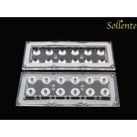 Wholesale Led Street Light Lens Array 30 Degree For SMD 3535 Outdoor Light Modules from china suppliers