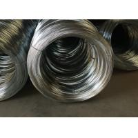 China 0.3-4mm Wire Gauge Electro Galvanized Wire For Laundry Hanger And Wire Mesh on sale