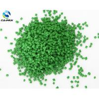 Quality CE ISO Crumb Rubber Infill For Artificial Turf , Durafill Infill TPV Rubber Granules for sale