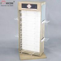 Wholesale Sunglasses Display Reading Glasses Rack Countertop Eyewear Showcase 2 - Sided from china suppliers
