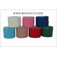 Wholesale Cotton Cohesive  Elastic Bandage Latex free Hand Tearable , Self Adhesive from china suppliers