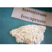 Wholesale Test Powder Muscle Gain Steroids Testosterone Isocaproate CAS 15262-86-9 from china suppliers