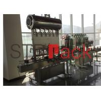 Wholesale 6 Head Piston Filling Machine for Food Beverage Chemical with CE from china suppliers