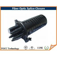 Wholesale Rubber Ring Fiber Optic Splice Closure Joint Box For Aerial-Hanger , Small Volume from china suppliers