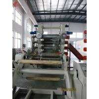 Wholesale 3.5 - 35 M / Min Roller Speed Calendering Machine , Rigid PVC 6 / 4 Roll Calender from china suppliers