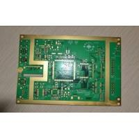 Wholesale 4 Layers HDI PCB Circuit Board with Press-fit Hole Design Metalizated PCB Edge Gold Plated from china suppliers