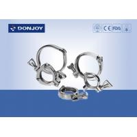 Buy cheap sanitary triclamp union Stainless Steel Sanitary Fittings SS304 SMS / DIN/3A from wholesalers