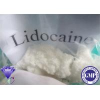 Wholesale Antihypertensive Alphacaine Local Anesthetic Lidocaine Anticonvulsant 137-58-6 from china suppliers