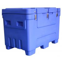250Litre Heavy Duty Forkliftable Blue Dry Ice Storage Container