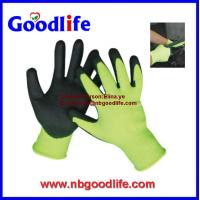Wholesale With PU coating 13G Cut Resistant Gloves from china suppliers