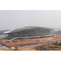 Wholesale OEM Steel Structure, Prefabricated Pipe Metal Truss Buildings and Sports Stadiums from china suppliers