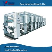 Wholesale 6 Color 8units Gravure Printing Machine from china suppliers
