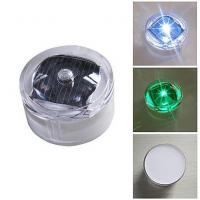 IP68 Waterproof Solar Led Flash Light For Road Warning or Decoration