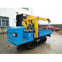 Wholesale Crawler truck dumper with crane WL-1500 from china suppliers