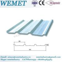 Wholesale Corrugated steel sheet for steel structure building facade WMT-35-280-840 from china suppliers