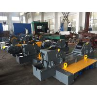 Quality Gray Painting  Fit-up  Conventional Welding Rotator Vessel Diameter 700mm - 5000mm WIth 2×2.2Kw for sale