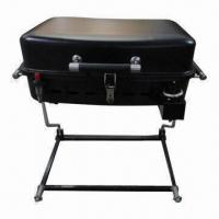 Wholesale LP RV Gas BBQ/LP Grill/Propane/Burners Ribs/Outdoor Gas Grill, Lid with Enamel Finished from china suppliers