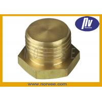 Wholesale High Precision Aluminum Alloy / Brass / Steel Nuts And Bolts T19001-2008 from china suppliers