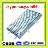 Wholesale drainage steel grating cover for drainage ditch from china suppliers