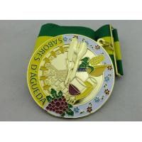 Wholesale 3D SABORES Ribbon Medals, Die Casting, High 3D and High Polishing for Souvenir Gift from china suppliers