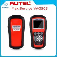 Wholesale Original Autel MaxiService VAG505 Scan Tool Diagnostic OBDII Code Reader VAG505 Troubleshooter Code from china suppliers