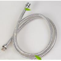 Wholesale silver shiny PVC flexible shower hose from china suppliers