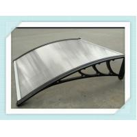 Wholesale Polycarbonate door canopy/PC window awning/plastic door awning/front door canopy/5mm Hollo from china suppliers