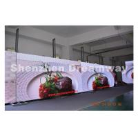 Wholesale Ultra Thin 2.5 mm High Resolution led screen indoor with HDMI VGA DVI Signal Input from china suppliers