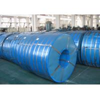 Wholesale 750mm - 1250mm Zinc Coated Spangle Hot Dipped Galvanized Steel Coils from china suppliers