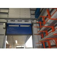 Wholesale Plant workplace clean PVC curtain High Speed Rolling Door High Performance from china suppliers